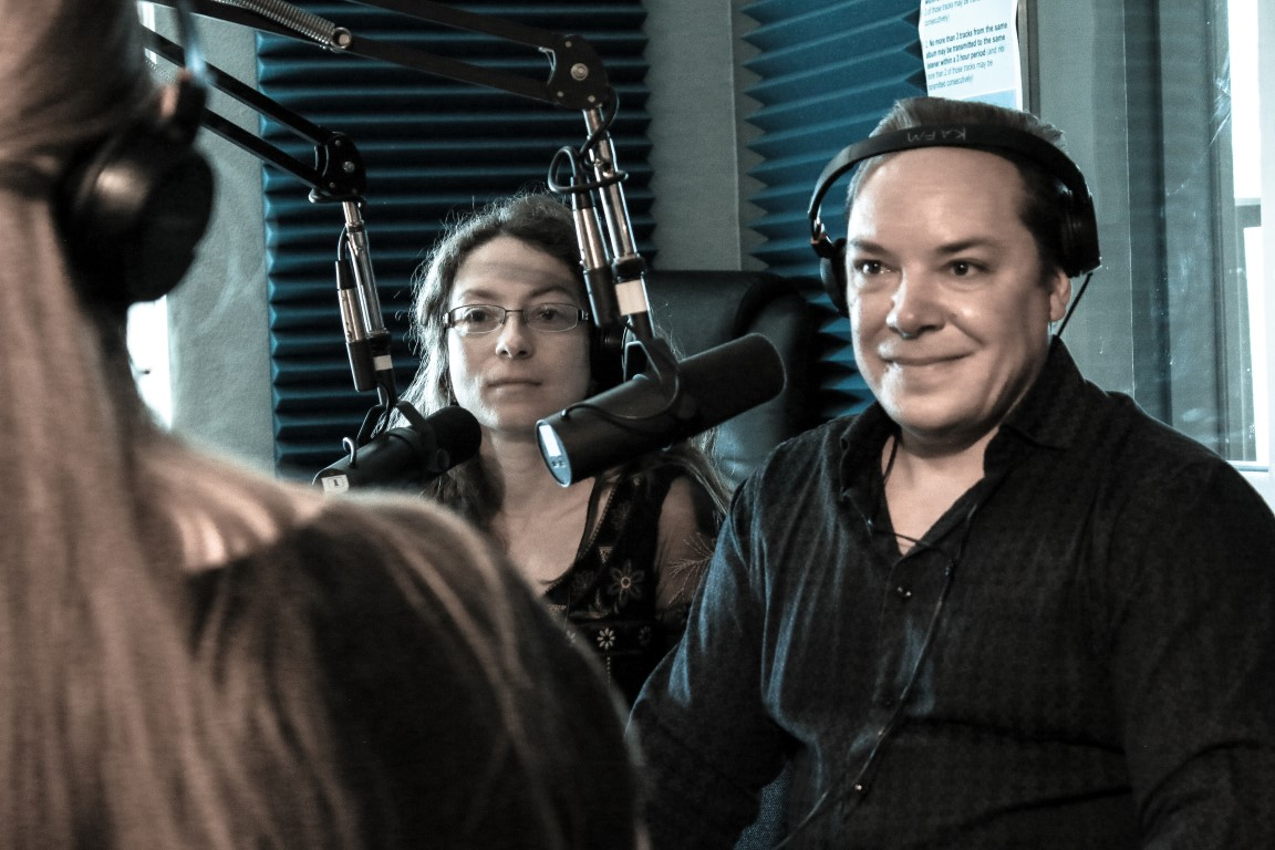 Mikhail and Yuliya Radio Interview